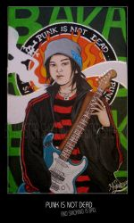 Punk is not dead by Master-Sheron