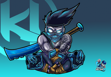 SHADOW JAGO - Killer Instinct by rozhvector