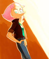 Bad Pearl by Solvernia