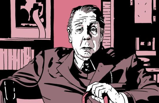 Borges by 007Alfredo