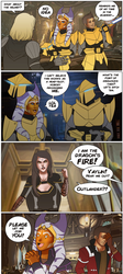 Infiltrating Vaylin's Party by dalekcaan1