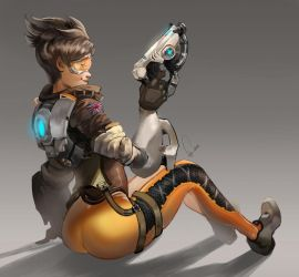 Tracer- coloured by Stetsubi-111