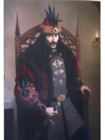Vlad the Impaler - personal project by catalinianos