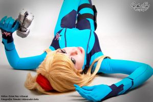 Samus Aran Zero by DarkTifaStrife