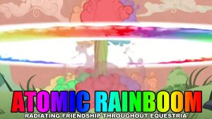 Atomic Rainboom by The-Coop