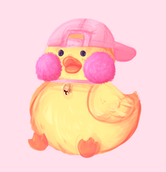 cool duck by irlnya