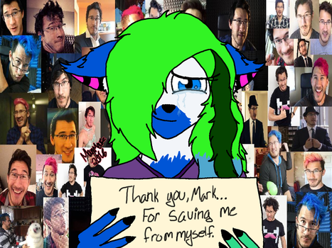 Thank You, Mark by MaoMouse