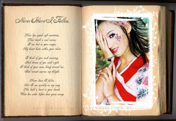 A Geisha's Poem by rotten-carcass