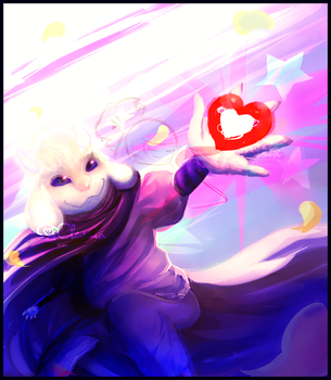 Undertale: Dreemurr Reborn! - Have our SOUL. by Cleasia