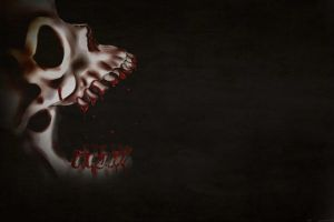 Bloody Death by Theaxay