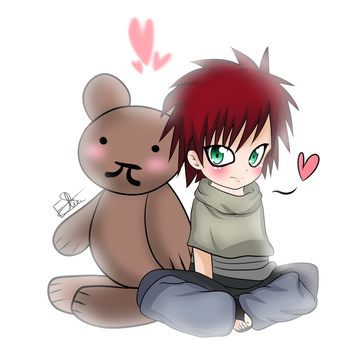 Gaara Shota by puchi55529