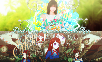 Pack Cover Acchan And Ran by Rii-Chann