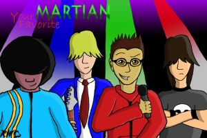 Your Favorite Martian by Icestorm456