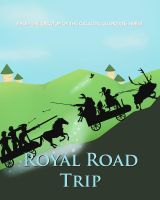 Royal Road Trip - Teaser Poster by Michael-GoldenHeart