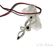 Shapeshifter pendant by Lyriel-MoonShadow