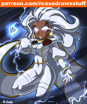 Storm by rongs1234