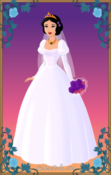 Disney princesses wedding dresses by unicornsmile on deviantart unicornsmile 11 3 snow whites wedding dress by unicornsmile junglespirit Choice Image