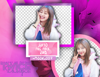 JIHYO PNG PACK #1 by TwiceDesigns