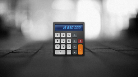 Simple Calc by bobjr
