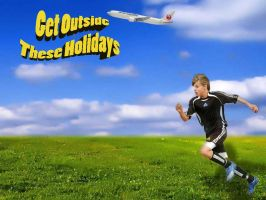 Yr11 Get Out These Holidays by DeverexDrawer