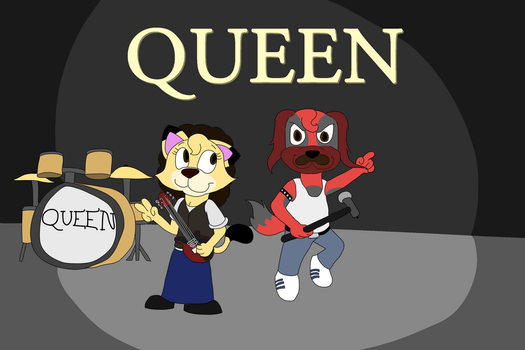 Tom and Star's Queen (Open Collab) by Jeremy-the-Blockhead