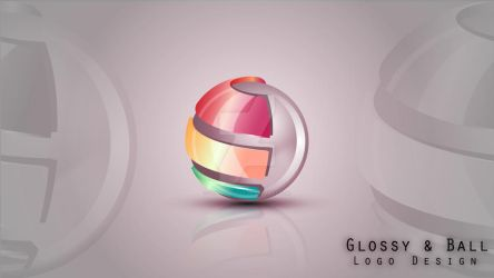 Glossy Ball by GraphicsWolf