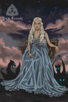 Mother of Dragons! by aquiles-soir