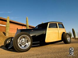 Hot-Rod Woody by Swanee3