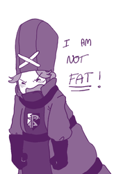 Zinzy is Not Fat by Sammi-The-FF-Freak