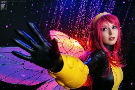 I'm an X-Man by Rei-Doll