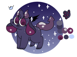 Night skies by 1Milkwater