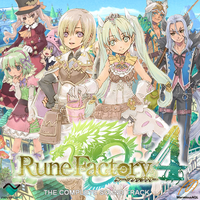OST Rune Factory 4 The Complete Soundtrack by MelodyCrystel