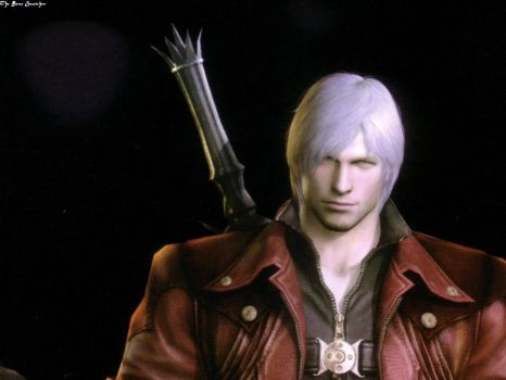 Dante Sparda 2 by The-Bone-Snatcher