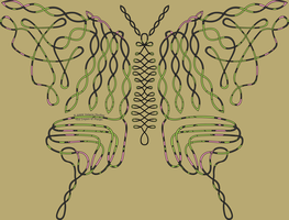 Woven Swallowtail by vhartley