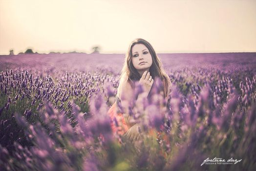 Provence // Summer 2014 // Selfportrait by AngelxBaby