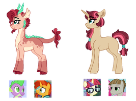 Crackship Adopts Auction: Nerds and Boys by Saphi-Boo