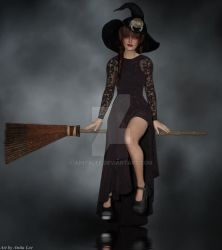 VersusBrillianceWitchy-AnitaLee2018 by anitalee