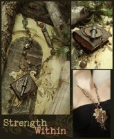 Strength Within by LuthienThye