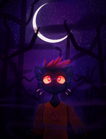 Night in the Woods by Mintixio