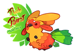 [Closed] Paca Monthly - Plush Parrot by toripng