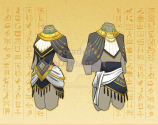 Auction - Outfit Adoptables # 1 - (Close) by gc-adopt