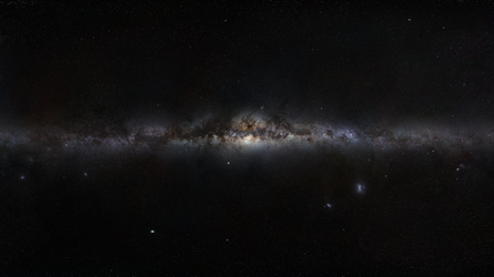The Milky Way 6000x3375 16x9 by StArL0rd84