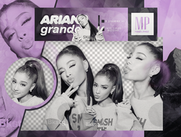 PACK PNG 854| ARIANA GRANDE by MAGIC-PNGS