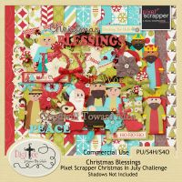 Res Scrapbook waiting for christmas.. by poubery