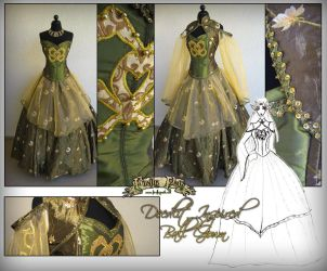 Deedlit Ballgown by Firefly-Path