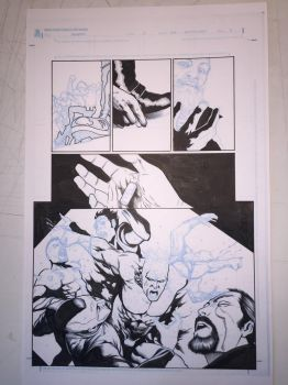 Shaper #2 page 11 inks process by JosephLSilver