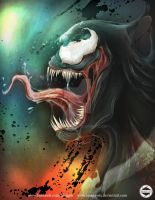 Along Came A Venom... by Image-Six