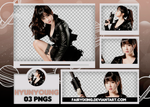 [PNG PACK #610] Hyunyoung - Rainbow (Black Squad) by fairyixing