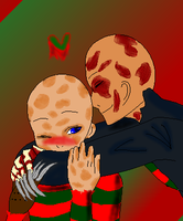 Freddy X Freddy by hardgirl92