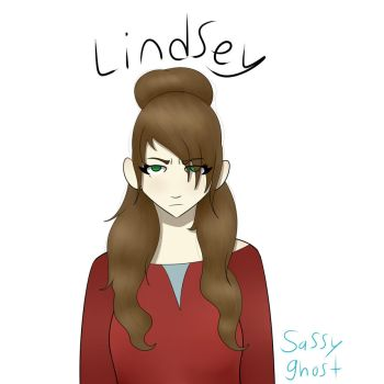 Lindsey by SassyGhost
